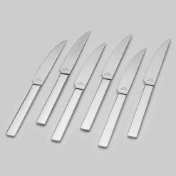 Cuchillo de Carne Aloa - Set X6