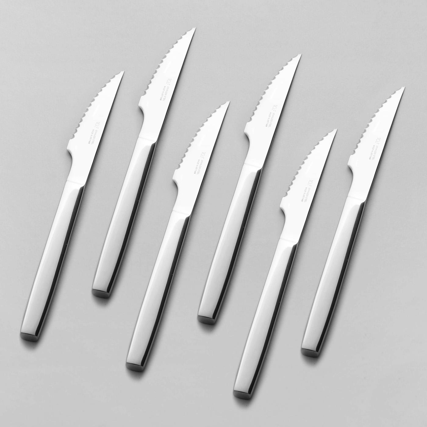 Cuchillo de Carne Vento - Set X6