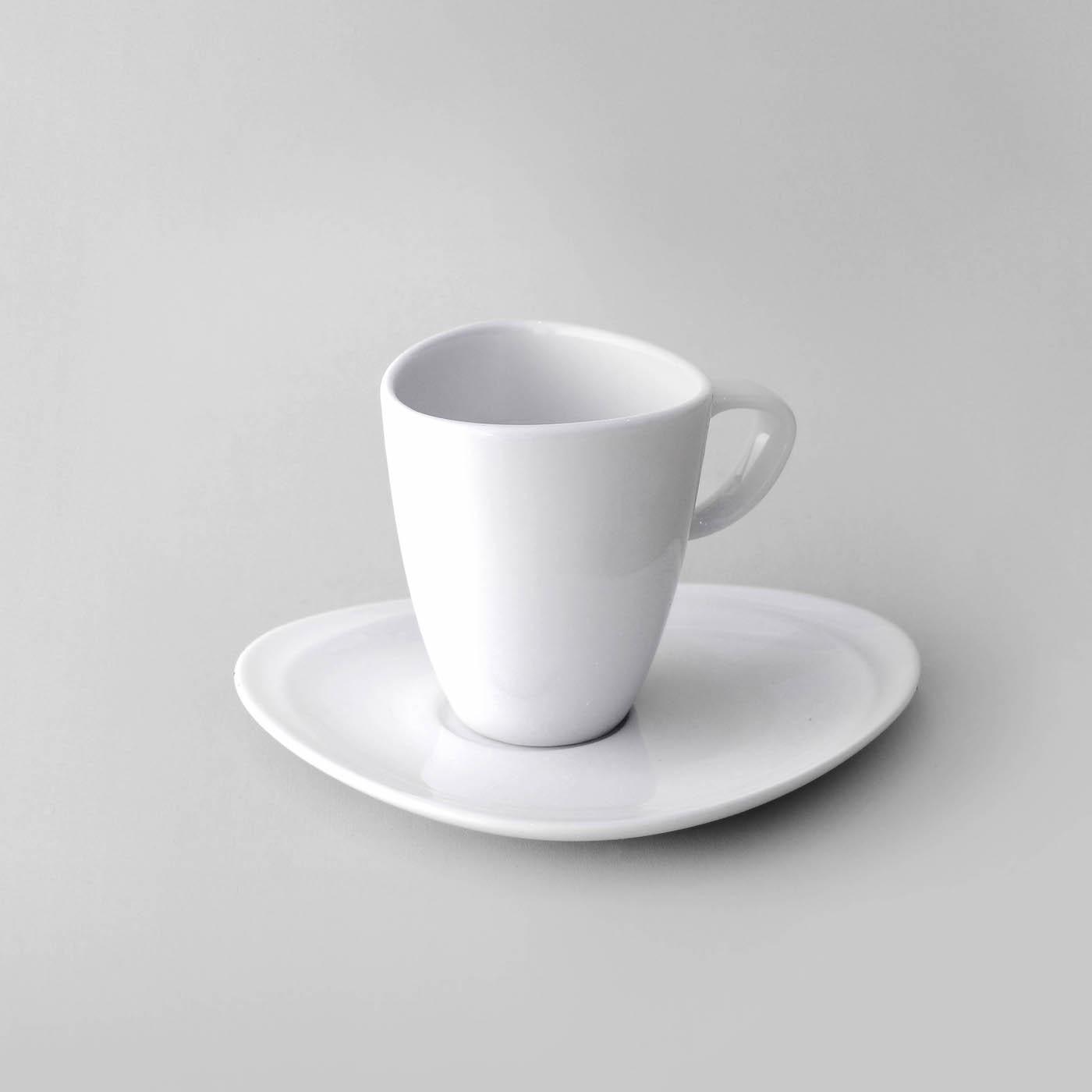 Taza de Café con Plato Mood - Set X6